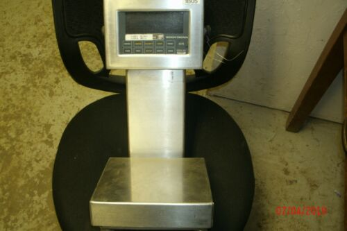 Weigh-Tronix 30lbs Capacity Stainless Steel Digital Scale