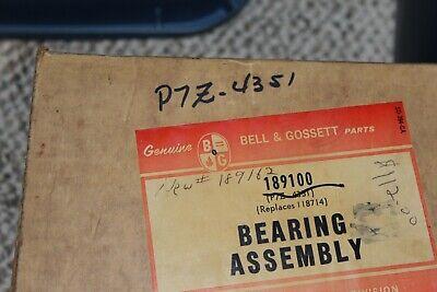 One Bell Gossett 189100 Or P7z-4351 Bearing Assembly For 16 Hp Circulator