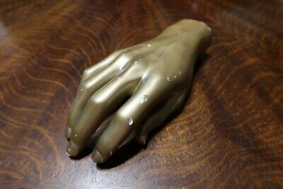 Vintage Mannequin Hand Right Nice Used Shape Free Shipping Inside The Us Male