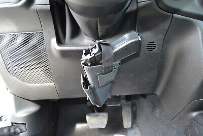 Car Gun Holster / Mount - Jeep Wrangler JL 2019 - 20__  - Jeep Gun
