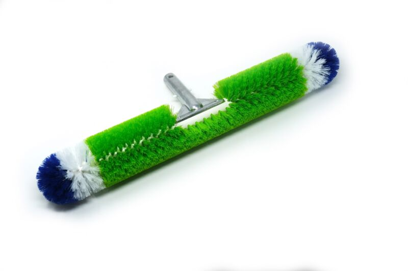 Blue Torrent 24 Inch 360 Degree Brush A Round Swimming Pool Cleaning Accessory