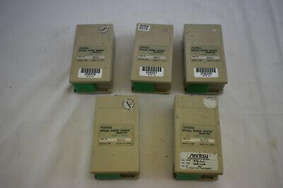 Anritsu Optical Power Sensor MA9412A Optical Power Sensor