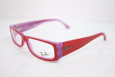 Rayban Eyeglasses Eyewear RB 5105 2255 51mm Red Purple