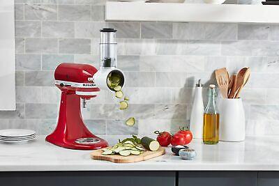 KSMVSA Fresh Prep Slicer/Shredder Attachment for Kitchen-Aid Stand Mixers-Multi