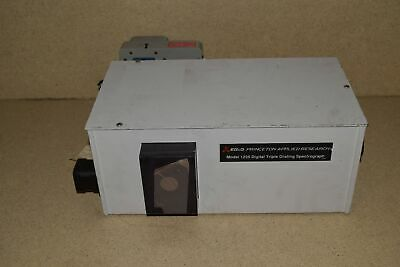 Egg Princeton Applied Research Model 1235 Digital Triple Grating Spectrometer