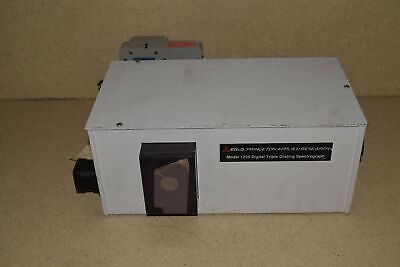 Egg Princeton Applied Research Model 1235 Digital Triple Grating Spectrometer