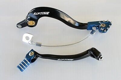 AIRTIME FORGED CNC REAR BRAKE PEDAL GEAR LEVER YAMAHA YZ250F 2017-2018 -BL1814