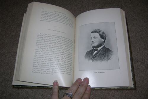 c.1893 Searight Family in America, Genealogy