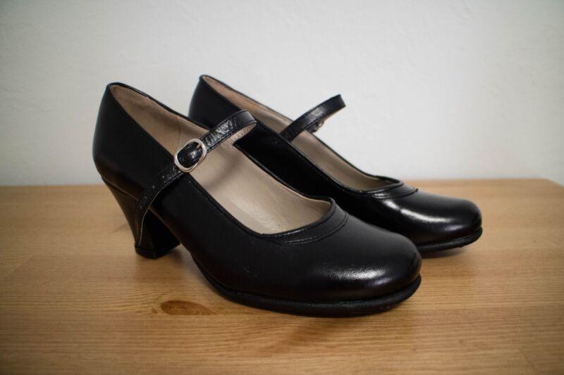 Flamenco shoes Everest Black Size 7