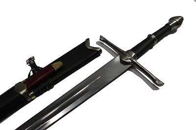 Aragorn Strider Ranger Sword with knife Lord Of The Ring