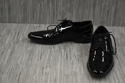 Calvin Klein Brodie Oxford Shoes, Men's Size 7, Black