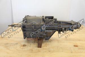 T5 Borg Warner S10 5 Speed Transmission Electronic Speedometer World Class