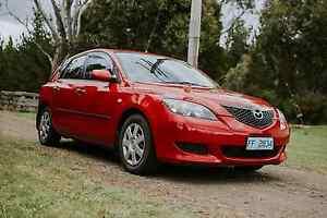 2005 Mazda 3 Auto Evandale Northern Midlands Preview