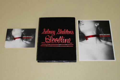 BLOODLINE – press kit 14 photos program screening invitation Audrey Hepburn