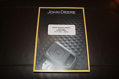 John Deere 410d 510d Backhoe Loader Repair Service Manual Tm1513
