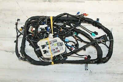2013 Cadillac ATS Dash Wiring Harness Assembly OEM 22985402