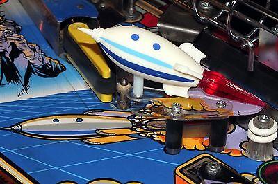 Twilight Zone Rocket pinball machine accessory by Pinball Pro TZ