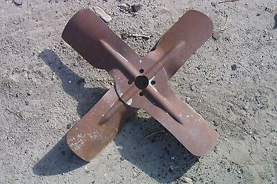 Ac Allis Chalmers Bcca And Rc Radiator Fan Wc Look