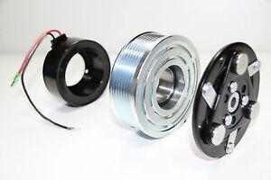Klimakompressor Magnetkupplung Honda Civic CRV FRV Sanden TRSE07 TRSE09 NEU