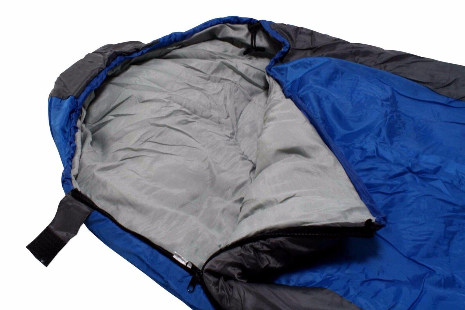 schlafsack yaluta camping mumienschlafsack 2 farben. Black Bedroom Furniture Sets. Home Design Ideas
