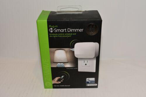 GE Plug Z-Wave Plus Smart Dimmer Wall Outlet ZW3104 28167 WiFi Google Alexa