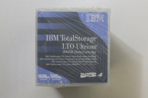 5-pack IBM LTO Ultrium-4 800GB 95P4436 Data Cartridge