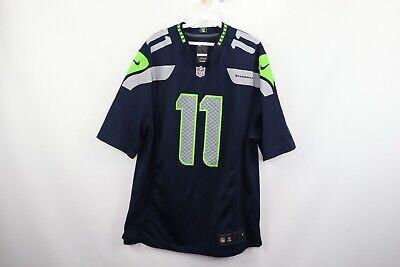 Nike Herren Groß Percy Harvin #11 Seattle Seahawks On Field NFL Football Trikot ()
