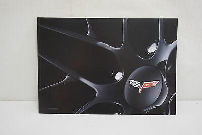 2011 Chevrolet Corvette Dealer Showroom Brochure
