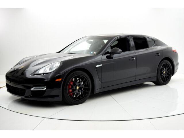 Imagen 1 de Porsche Panamera black