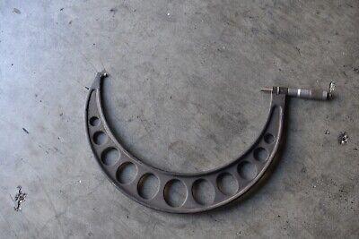 Brown Sharpe 10-11 Micrometer