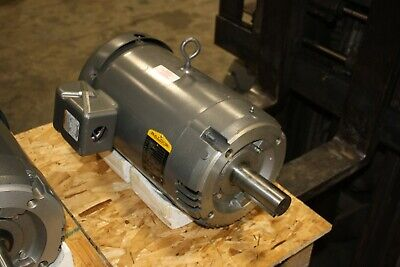 New 20 Hp Baldor Motor Vm2514t 3450 254tc 208- 230460v