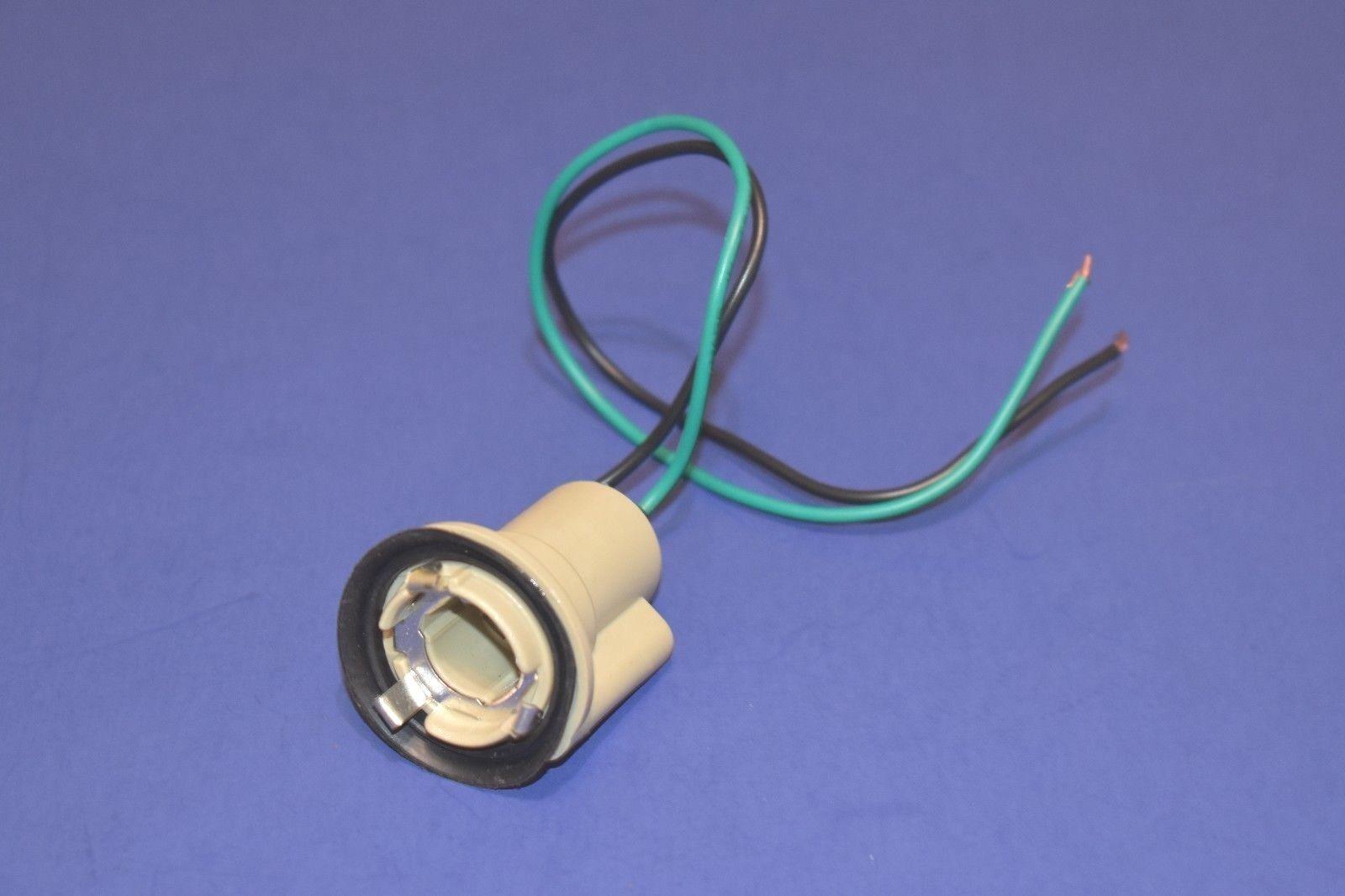 Buick 1 Contact Back Lamp Reverse Light Socket 1969 - 1990