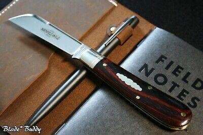 Great Eastern Cutlery Northfield UN-X-LD #93 GEC Ram Foot 933119 Cocobolo Wood