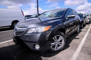 2014 Acura RDX AWD, Sunroof, Leather seats, Push button Start, R