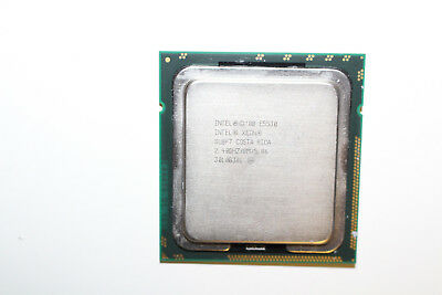 CPU/Processeur Intel Xeon E5530 Quad-Core 2.4GHz/8M/5.86 Socket LGA1366 (SLBF7)