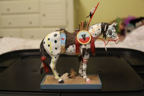 The Trail of Painted Ponies no 1452 War Pony