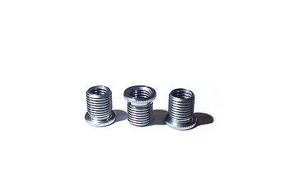 Steel Thread Reduceradapterinsert 12x1.25 Od 8x1.25 Id For Shift Knob Knobs