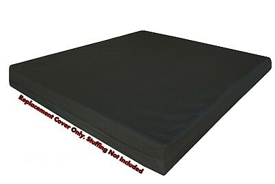 Durable Canvas Duvet Pet Dog Bed Cover Small Medium Extra Large Dogs Beds Black
