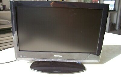 Toshiba 19AV600U 19 Inch LCD TV HDMI PC Monitor; Good Condition. Remote included