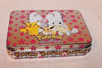 NEW IN BOX  1999 NINTENDO 5 POKEMON PIKACHU  GIRLS PONY TAILS  - Girls In Pokemon