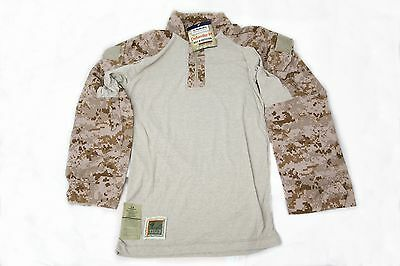 NWU Type II AOR1 FROG Combat Shirt Fire Resistant US Navy Seal Crye