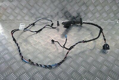 Front Drivers Door Wiring Loom Harness 9126431 BMW E81 3 Door E82 Coupe 1 series