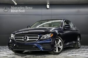 2018 Mercedes Benz E-Class E300 4MATIC, TOIT PANORAMIQUE