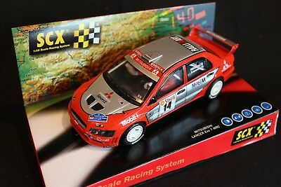 SCX Mitsubishi Lancer WRC 2 2003 1:32 14 Häkkinen / Kapanen Arctic Rally 2003