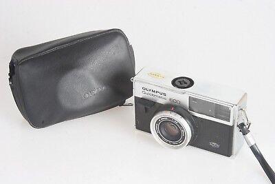 Olympus Quickmatic 600 mit E.Zuiko 2,8/38mm Optik von 1967