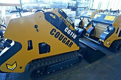 Skid Steer - 2020 Cougar Mini Skid Steer Model Cg118