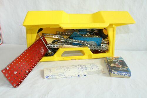 Vintage Gabriel Erector Set with case