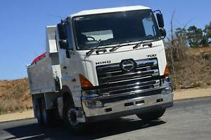 Hino FS -700 Series Tipper (308810) Regency Park Port Adelaide Area Preview