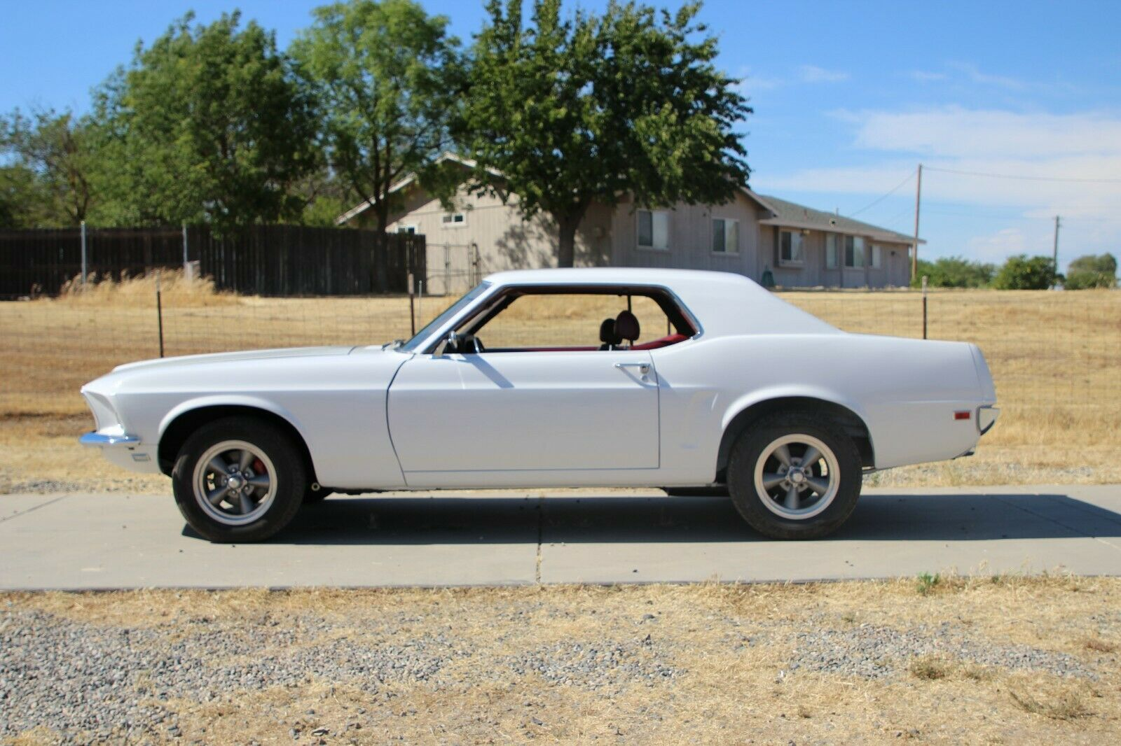 1969 ford mustang fresh restoration restomod clean no rust daily driver