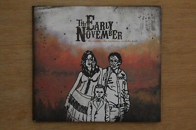 The Early November  – The Mother, The Mechanic, And The Path     (Box